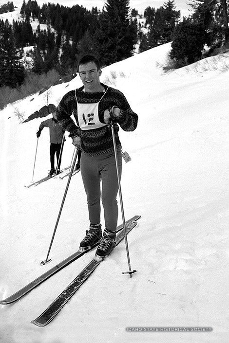 Bogus Basin the Early Days