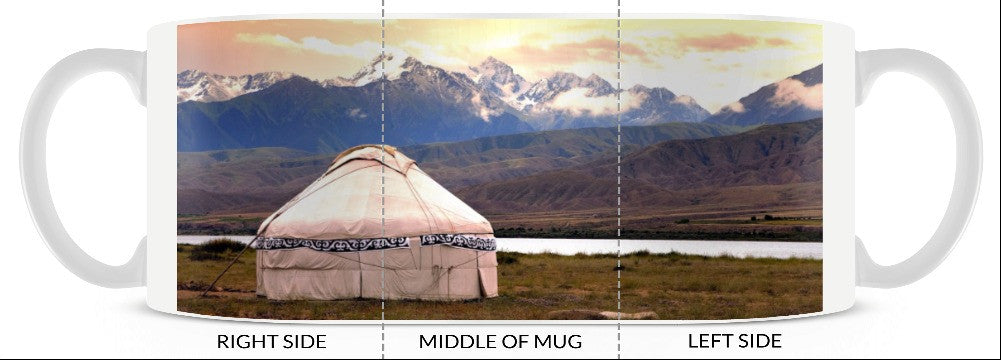 Mug- Sawtooth Yurt