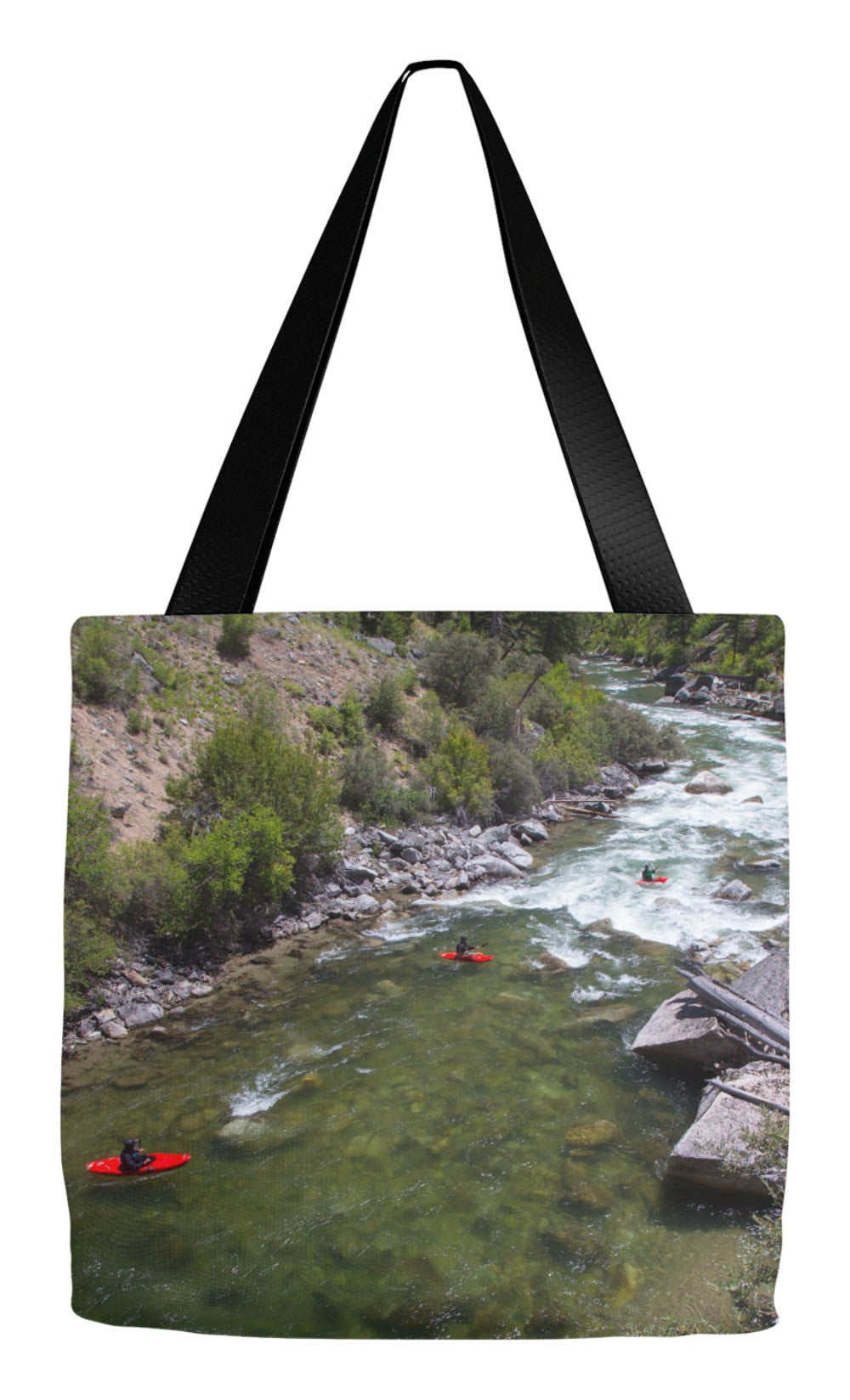 Tote Bag- Kayaking