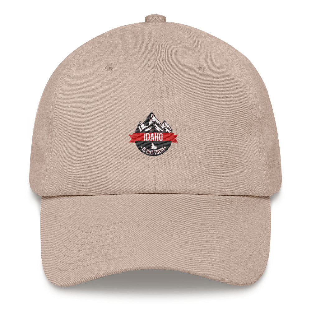 Idaho is Out There hat