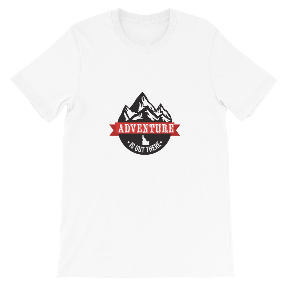 """Adventure Is Out There"" Unisex T-Shirt"