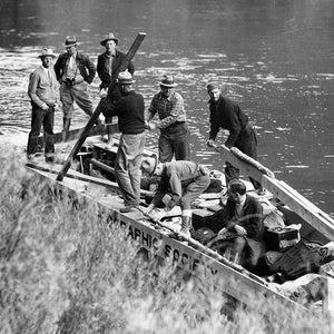 Salmon River Expedition 1935