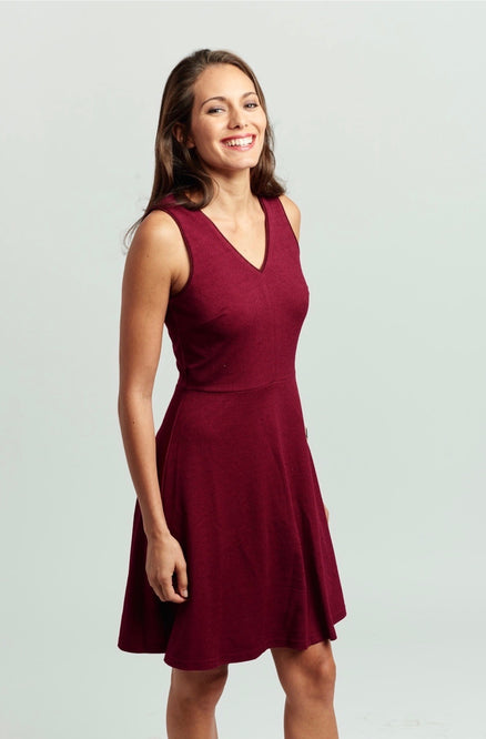 Fit & Flare Dress - Sleeveless