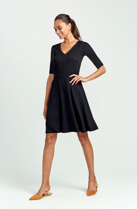 Fit & Flare Dress