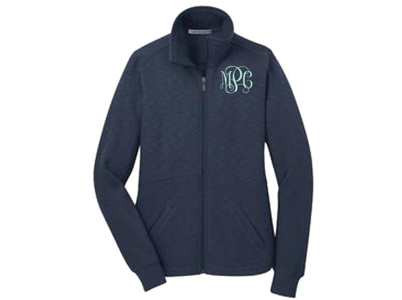 Personalized Ladies fleece Jacket