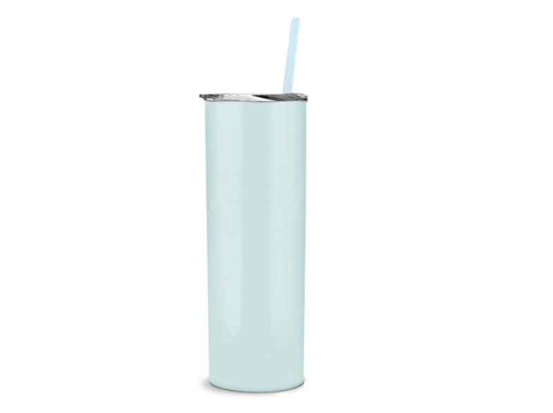 Personalized 20 oz. Tumbler with Lid and Straw