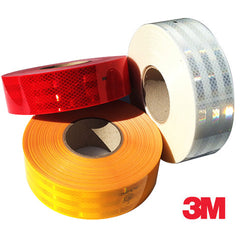 3m, avery dennison, contour tape, reflective tape, ECE 104, reflective, reflective contour tape, Curtain grade tape, amber tape,