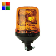 DIN Pole Mount Rotating Flashing Beacon