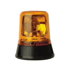 Onus Industrial Three Bolt Rotating Flashing Beacon (230v/240v)