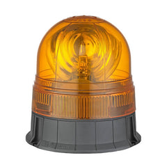 Three Bolt Rotating Flashing Beacon (Dual-voltage)