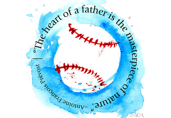 A Father's Heart (Baseball)