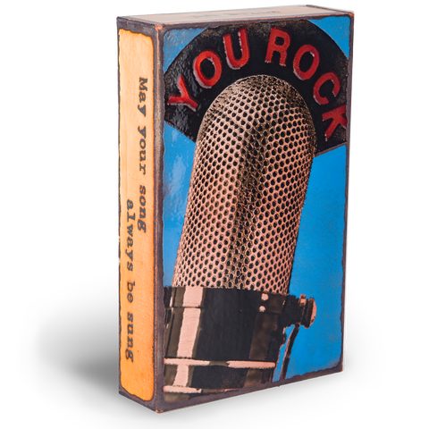 You Rock 097 (Retired) | Houston Llew Spiritile