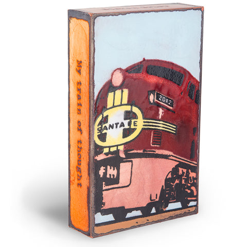 Choo Choo 108 (Retired) | Houston Llew Spiritile