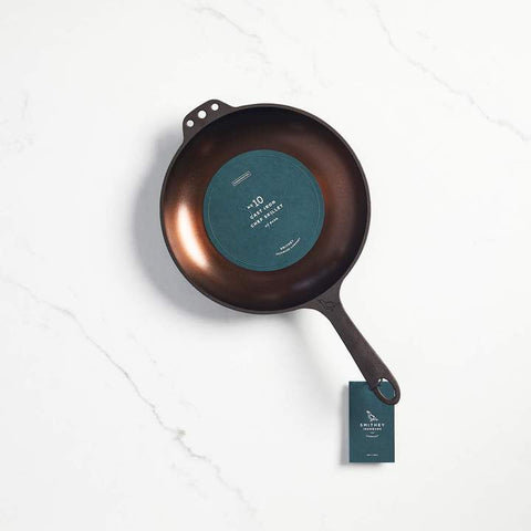 Cast Iron Chef Skillet | 10""