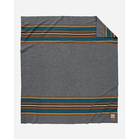 National Park Blanket | Olympic Grey