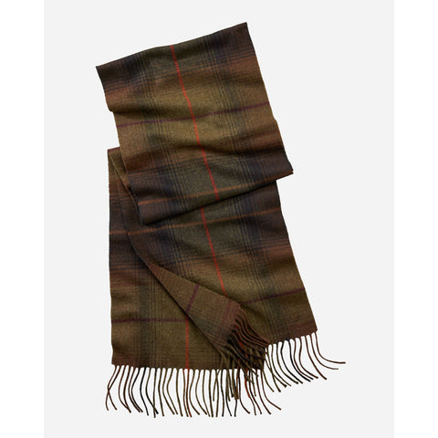 Whisperwool Muffler | Olive Green