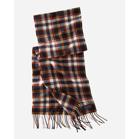 Whisperwool Muffler | Cabin Plaid