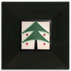 Motawi Christmas Tree in Peppermint - 4x4