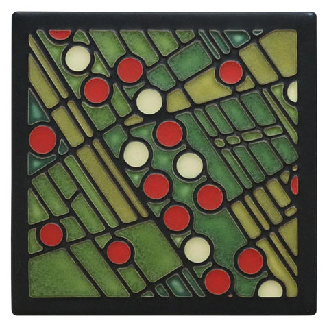 Motawi Field Games in Green- 6x6