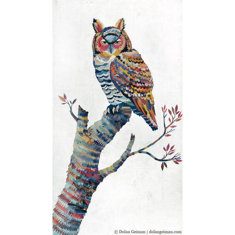 Beauty in Every Shadow Owl | Archival Print