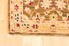 Brown and Gold Wool Rug 3 x 10 1/2' - Artisan's Bench