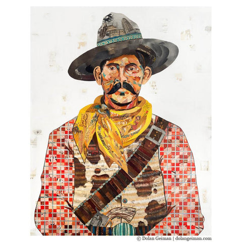 American Heritage Cowboy | Archival Print