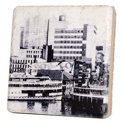 Historic Boblo Boats Coaster - Artisan's Bench