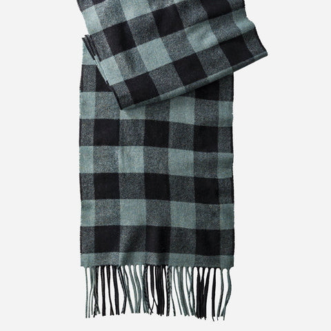 Buffalo Check | Wool Whisperwool Muffler
