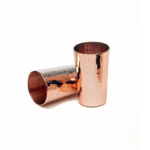 Tequilero Copper Shot Glass Set