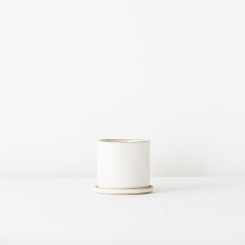 Minimal Planter & Tray | Small