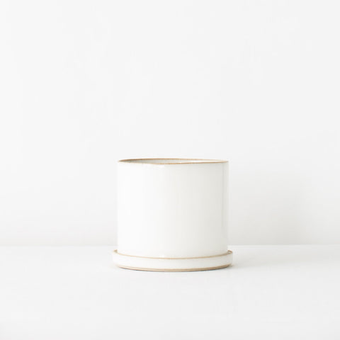 Minimal Planter & Tray | Large