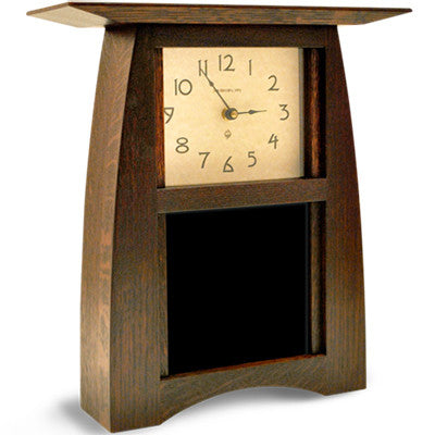 Arts And Crafts Clock (6X6) - Artisan's Bench