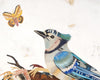 Blue Jay in Nest (Original) - Artisan's Bench - 2