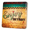 Enjoy Detroit Coaster - Artisan's Bench