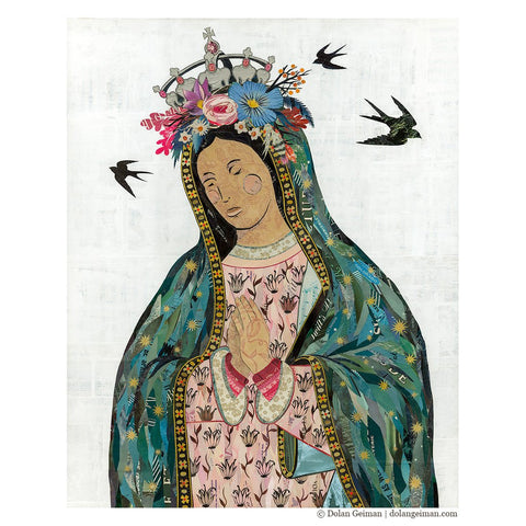 Lady of Guadalupe | Archival Print