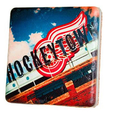 Hockey Town Coaster - Artisan's Bench