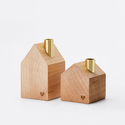 Homestead Candlestick Holder | Small