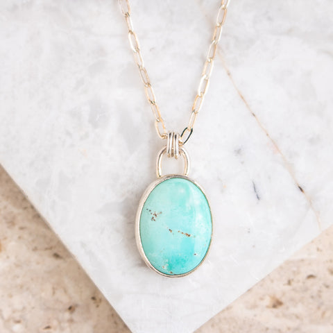 Sierra Nevada Turquoise Necklace