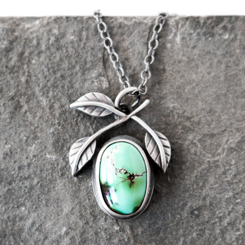 Blessed Turquoise Necklace