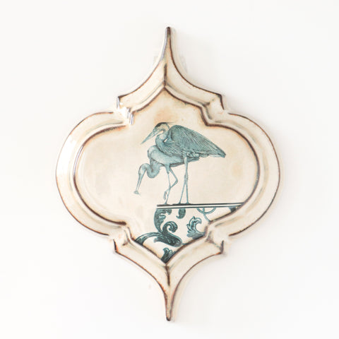 Herons Gold | Wall Tile