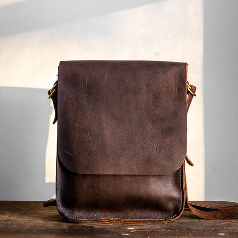 Side Bag | Dark Brown