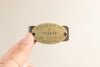 Ford Plaque Money Clip