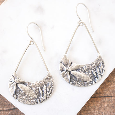 Late Summer Botanicals Earrings