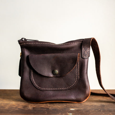 Katie Purse | Dark Brown