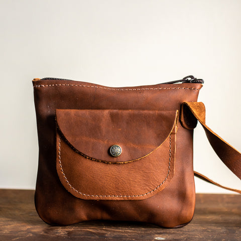 Katie Purse | Saddle Brown