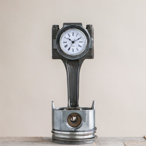 Ford Diesel Truck Piston Clock