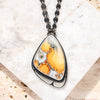Maligano Jasper Flutter Necklace