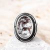 Size 7.5 | Garden Quartz Ring