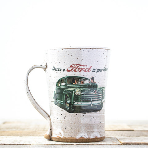 Ford in the Future Mug