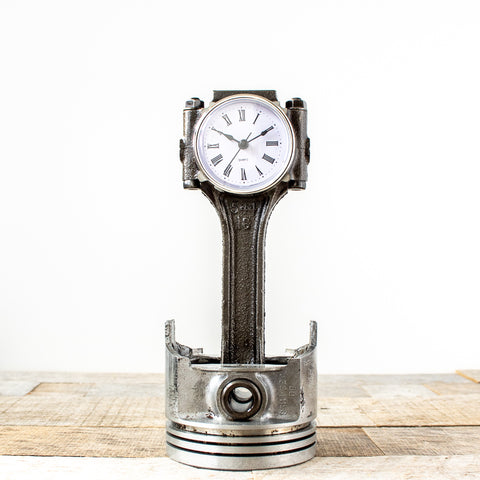 Jeep Wrangler Piston Clock